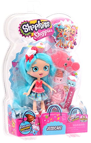 Shopkins Jessicake Shoppie