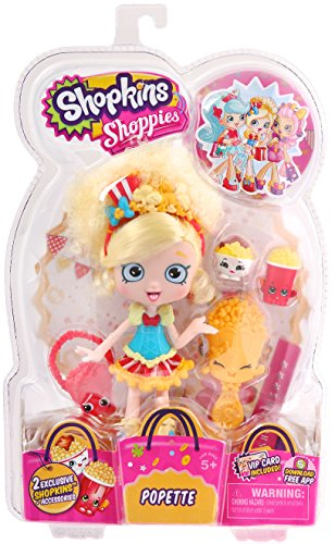 Shopkins Popette