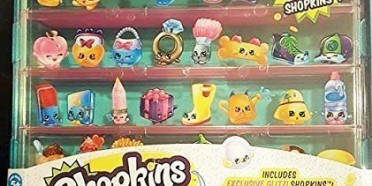 Shopkins season 4 Glitzi collectors case