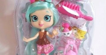 Shopkins Shoppies Peppa-mint