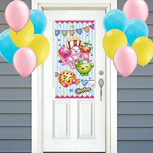 DIY Shopkins Party Decorations