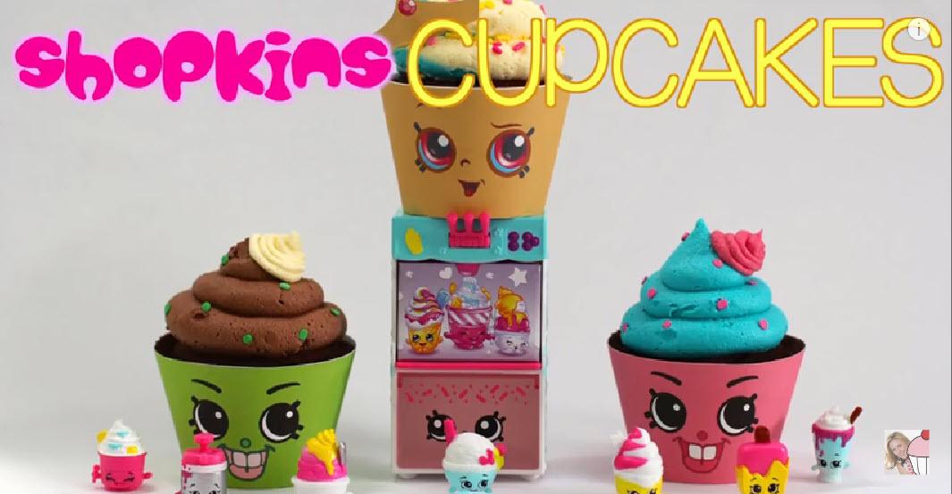 Shopkins cupcakes worldofshopkins com
