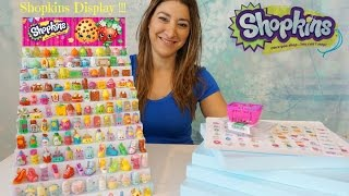 Shopkins Display Stand